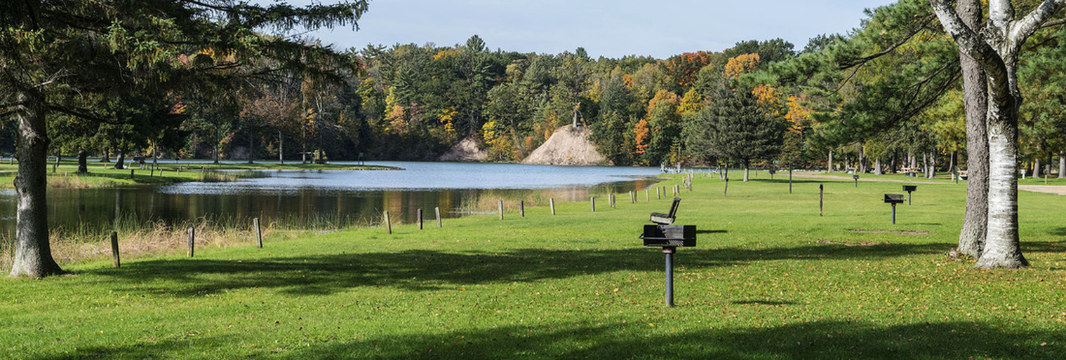 Hardy Pond and Brower Park Campground